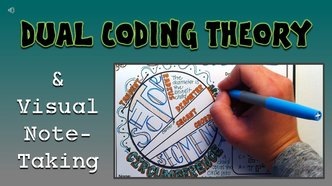 Visual Note Taking (Doodle Notes) - Based on Dual Coding Theory & Picture Superiority Effect